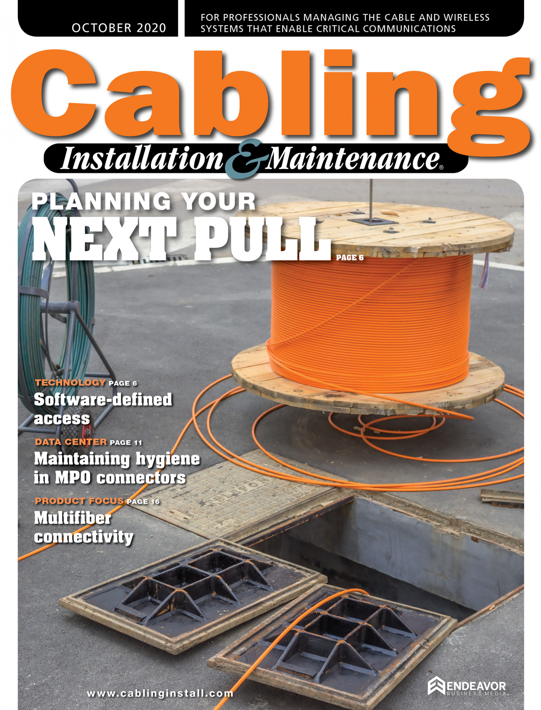 Magazines | Cabling Installation & Maintenance