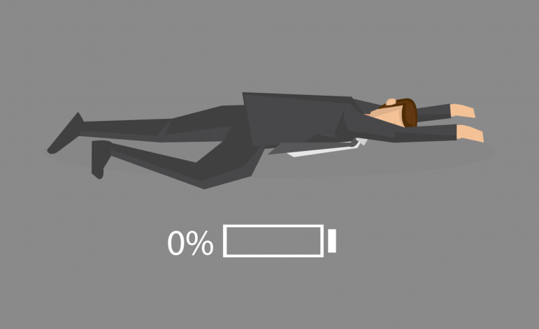 How to overcome designer burnout in your own design office?